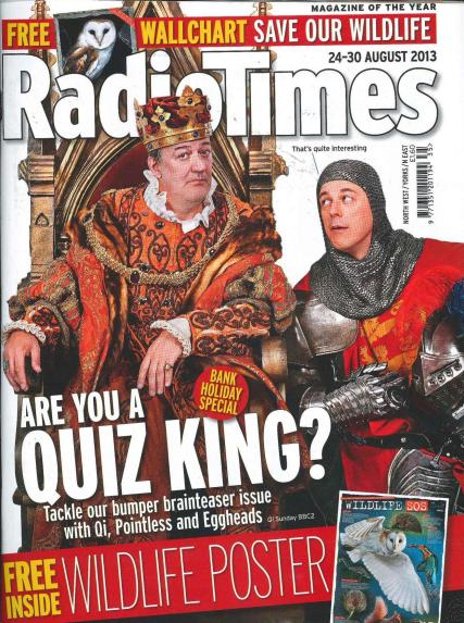 Radio Times Wales magazine subscription