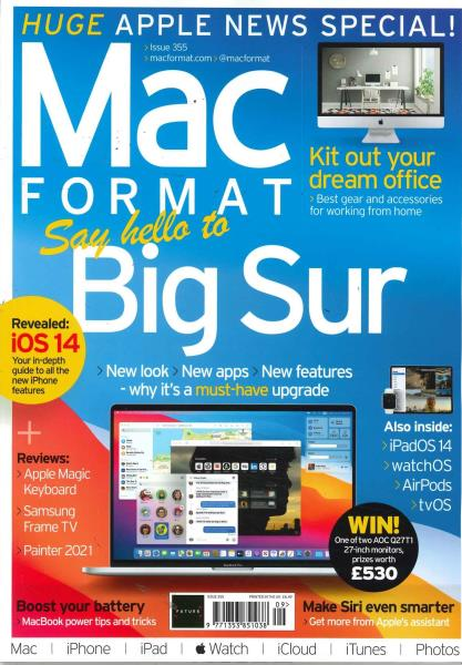 Mac Format magazine subscription