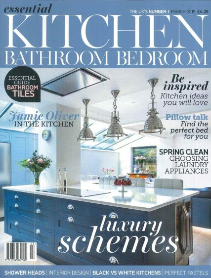 Essential Kitchen Bathroom and Bedroom magazine subscription