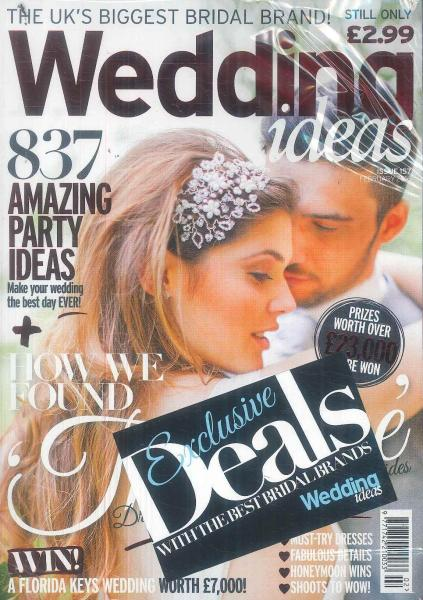 Buy Wedding Ideas magazine subscription