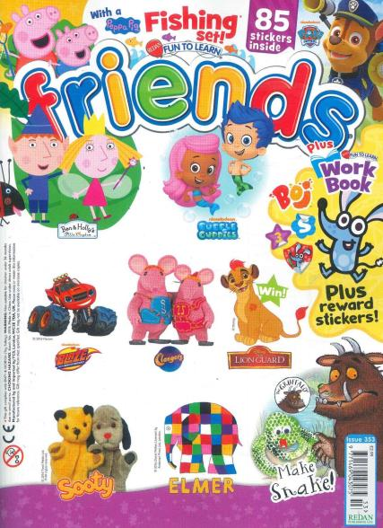 Fun To Learn - Friends magazine subscription