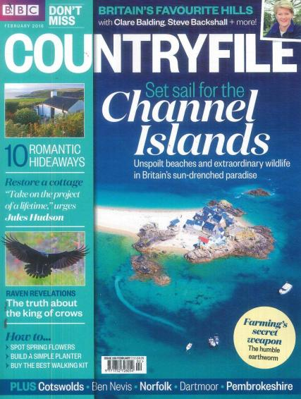 BBC Countryfile magazine subscription