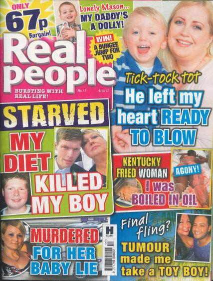 Real People magazine subscription