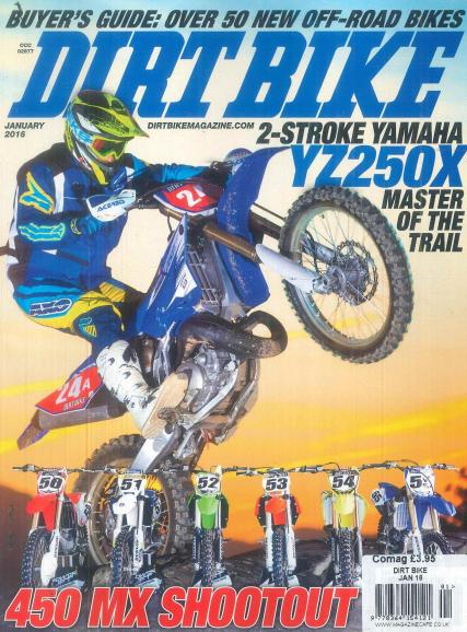 Dirt Bike magazine subscription