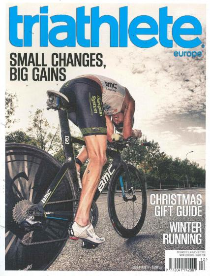 Triathlete Europe magazine subscription