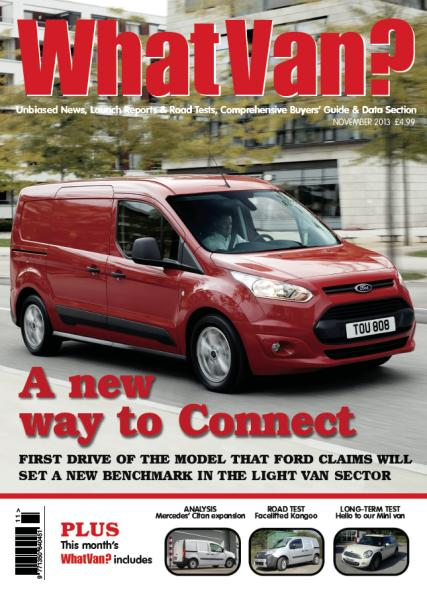 What Van? magazine subscription