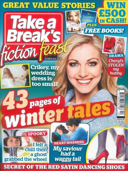 Take A Break Fiction Feast magazine subscription