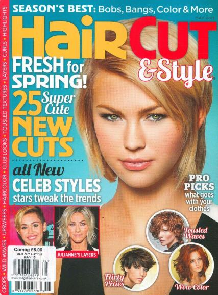 Hair Cut and Style magazine