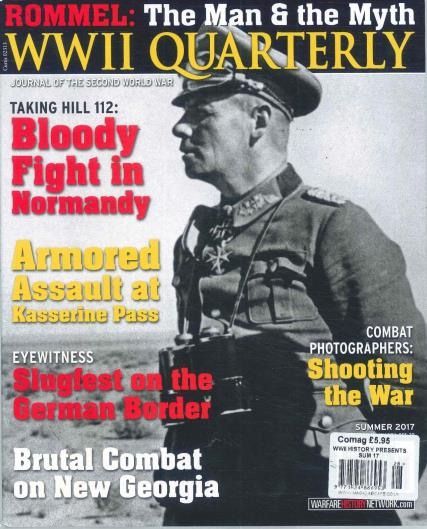 Military Heritage - USA magazine subscription