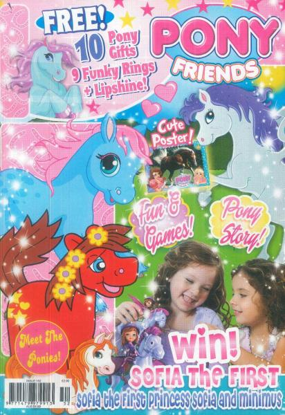 Pony Friends magazine subscription