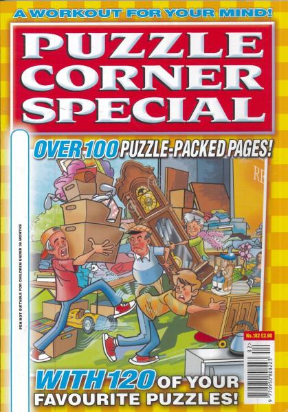 Puzzle Corner Special magazine subscription