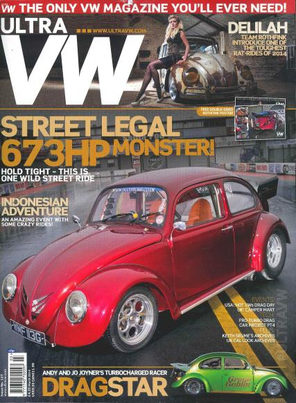 Ultra VW magazine subscription