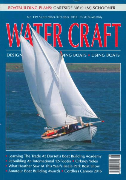Water Craft magazine subscription