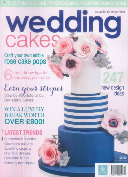 Wedding Cakes magazine subscription