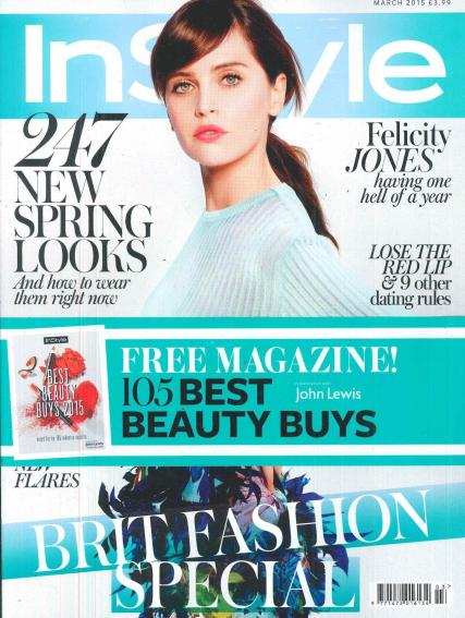 In Style (Travel size) magazine subscription