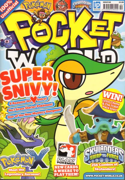 Pocket World magazine subscription