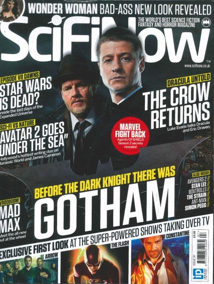 SciFi Now magazine subscription