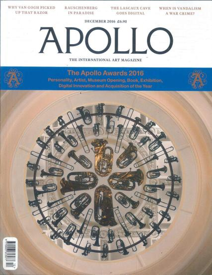 Apollo magazine subscription
