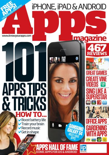 Apps magazine subscription