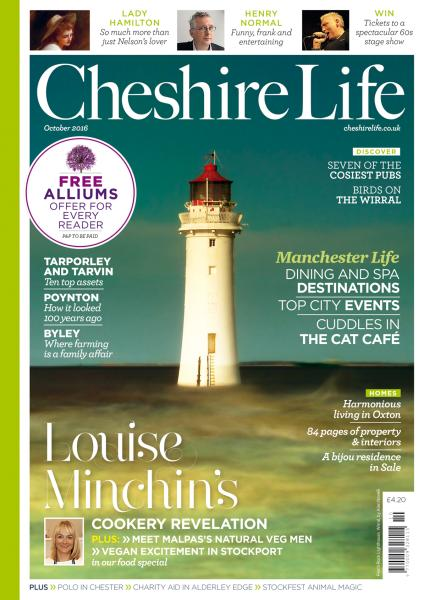 Cheshire Life magazine subscription