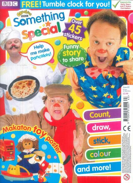 Something Special magazine subscription