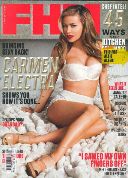 FHM magazine subscription