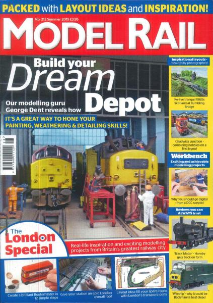 Model Rail magazine subscription