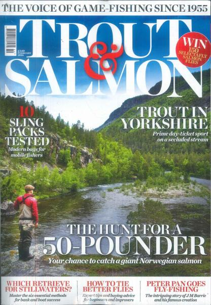 Trout & Salmon magazine subscription