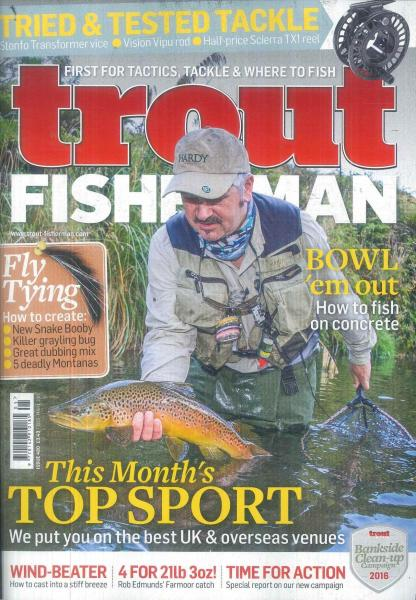 Trout Fisherman magazine subscription