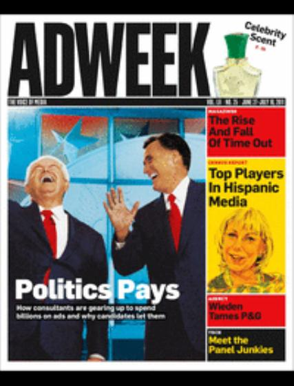 Adweek magazine subscription