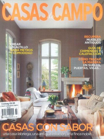 El Mueble Casas de Campo magazine subscription
