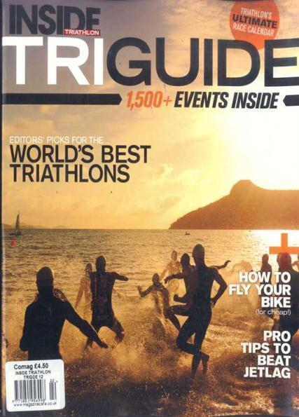 Inside Triathlon magazine subscription