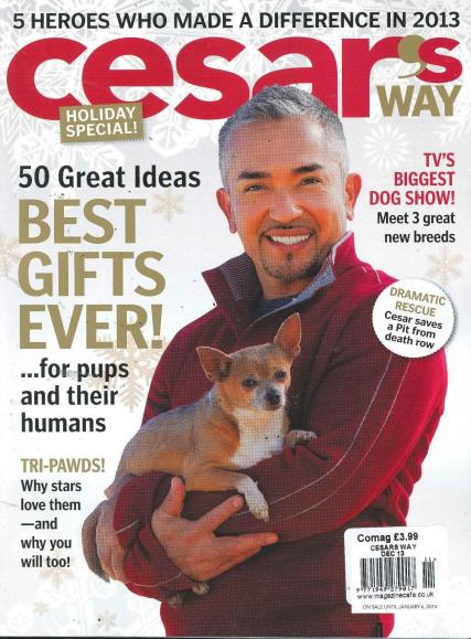 Cesars Way magazine subscription