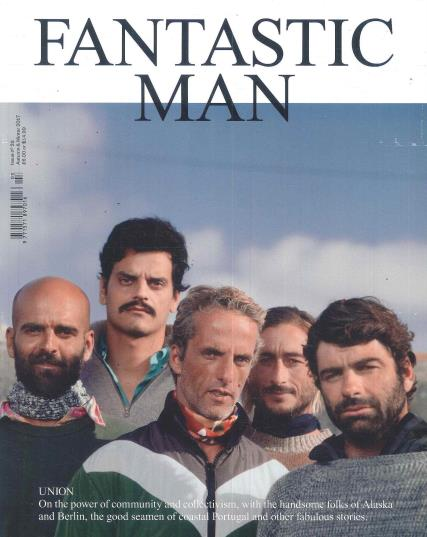 Fantastic Man magazine subscription