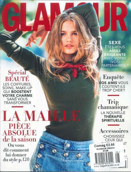 Glamour French Magazine Subscription