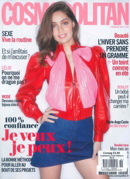 Cosmopolitan French magazine subscription