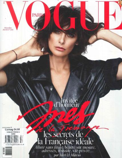 Vogue French magazine subscription