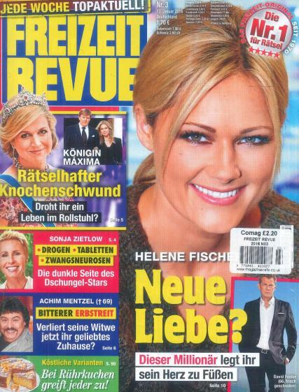 Freizeit Revue magazine subscription