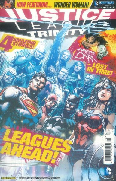 Justice League magazine subscription