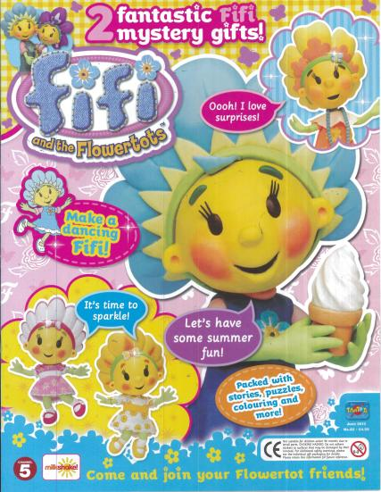 Fifi The flowertots magazine subscription