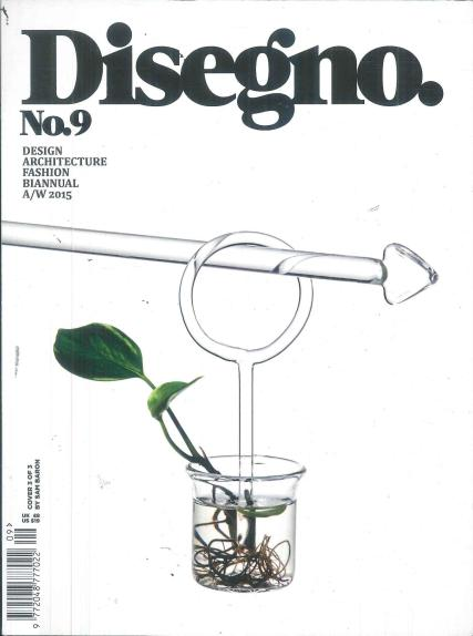 Disegno magazine subscription