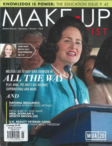 Make-Up Artist magazine subscription