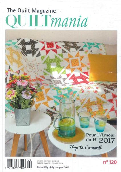 Quilt Mania magazine subscription