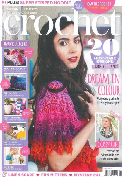 Crochet Monthly Magazine : Top 10 Sewing & Needlecraft Magazines Unique Magazines Blog