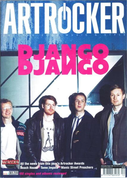 Artrocker magazine subscription