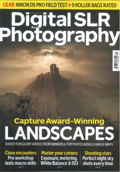 Digital SLR Photography magazine subscription