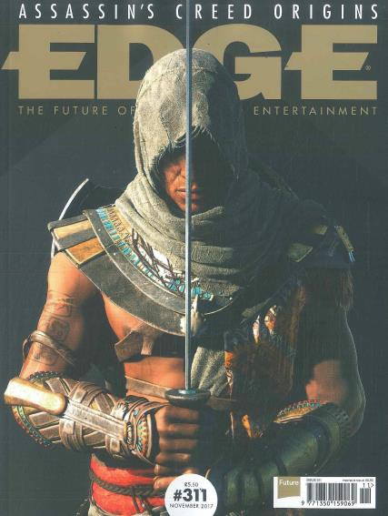 Edge magazine subscription