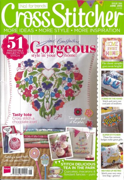 Cross Stitcher magazine subscription