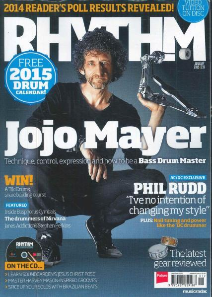 Rhythm magazine subscription