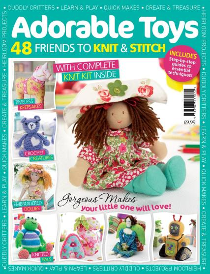 Adorable Toys at Unique Magazines